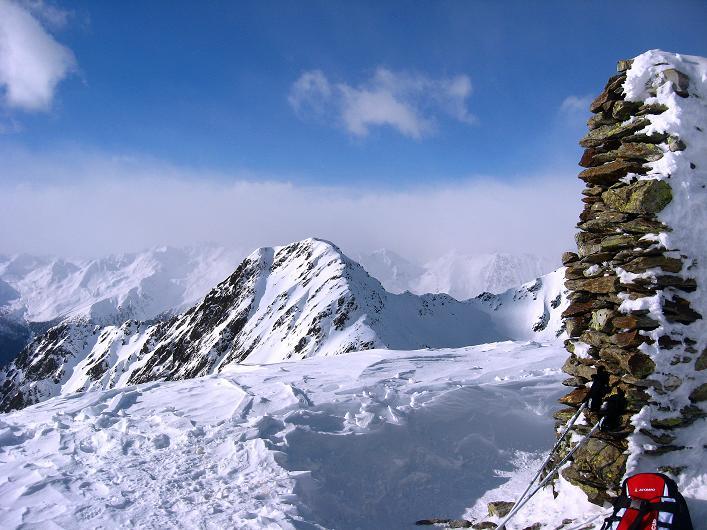 Foto: Andreas Koller / Ski Tour / Rotlahner (2748m) - Paradetour im Gsiesertal  / 16.02.2009 00:55:54