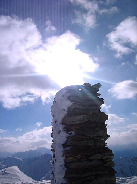 Foto: Andreas Koller / Ski Tour / Rotlahner (2748m) - Paradetour im Gsiesertal  / 16.02.2009 00:55:44