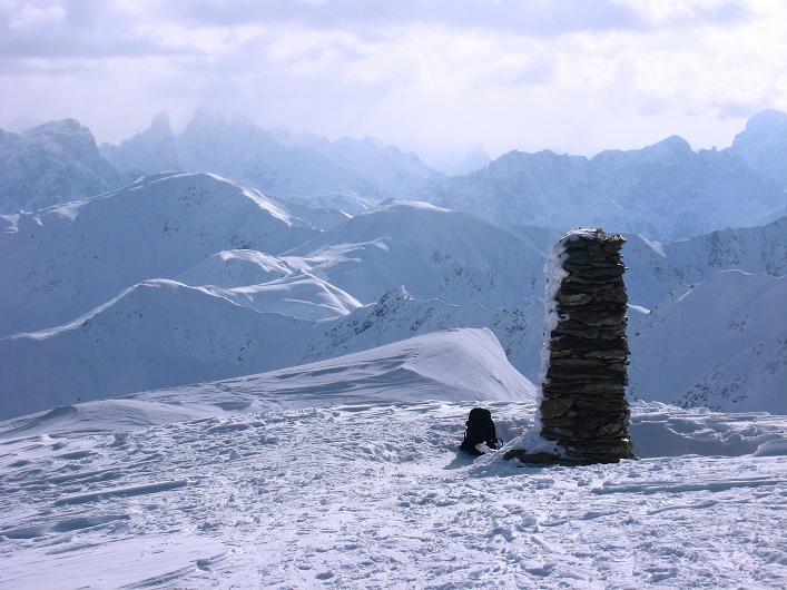 Foto: Andreas Koller / Ski Tour / Rotlahner (2748m) - Paradetour im Gsiesertal  / 16.02.2009 00:55:36