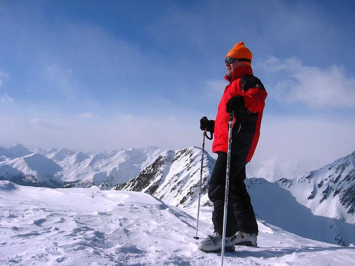 Foto: Andreas Koller / Ski Tour / Rotlahner (2748m) - Paradetour im Gsiesertal  / 16.02.2009 00:55:10