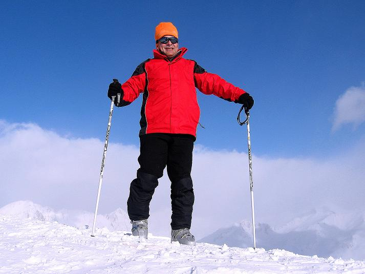 Foto: Andreas Koller / Ski Tour / Rotlahner (2748m) - Paradetour im Gsiesertal  / 16.02.2009 00:52:19
