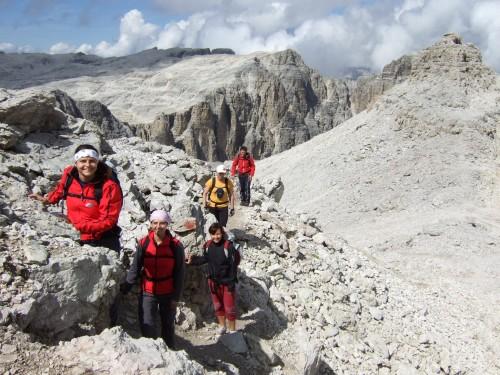Foto: hofchri / Klettersteig Tour / Eisseespitze (3009 m) über Ferrata