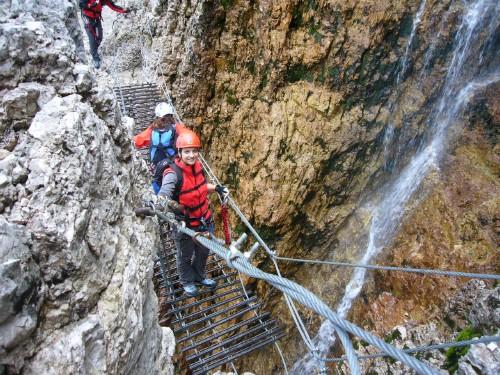 Vallon Klettersteig : Fotogalerie tourfotos fotos zur klettersteig tour eisseespitze