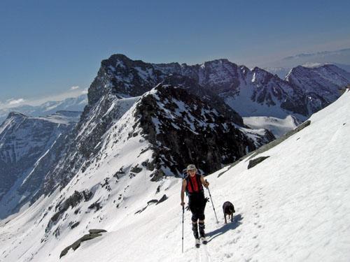 Foto: Kurt Schall / Ski Tour / Seemannwand 2822 m - Über das Lasörn-Kar! / 27.02.2009 16:02:29