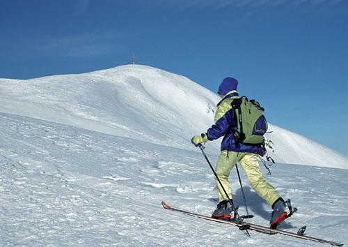 Foto: Kurt Schall / Ski Tour / Golzentipp 2317 m / 25.03.2009 15:45:14