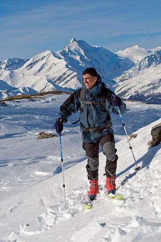 Foto: Kurt Schall / Ski Tour / Stanziwurten 2707 m / 26.03.2009 14:16:05
