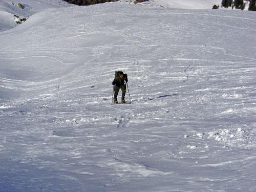 Foto: Kurt Schall / Ski Tour / Innerrodelkunke 2729 m, Hinterbergkofel 2727 m / 26.03.2009 12:53:56