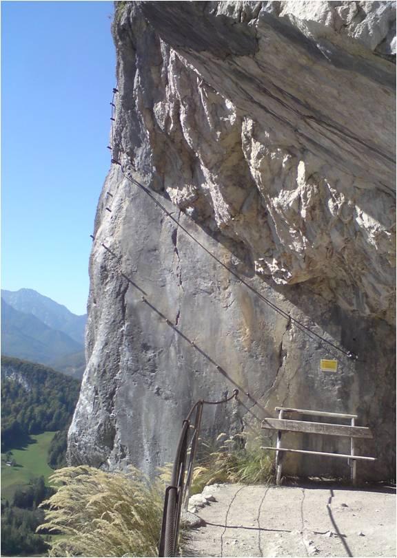 Foto: gumpiand / Klettersteig Tour / Predigstuhl (1278 m) - Die Klettersteig-Trilogie / Toller Einstieg in den
