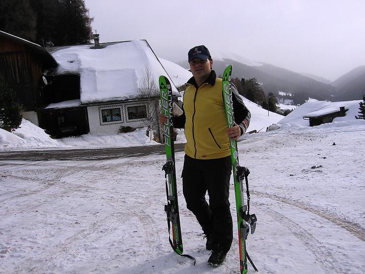 Foto: Andreas Koller / Ski Tour / Genusstour aufs Hochhorn (2623m) / Ausgangspunkt Kurterhof / 23.02.2009 00:29:03