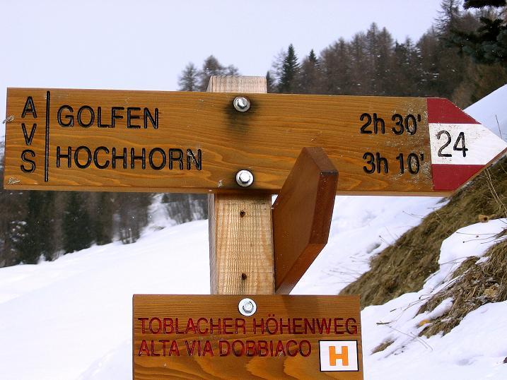 Foto: Andreas Koller / Ski Tour / Genusstour aufs Hochhorn (2623m) / 23.02.2009 00:28:50