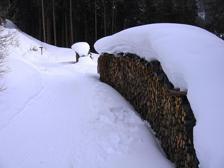 Foto: Andreas Koller / Ski Tour / Genusstour aufs Hochhorn (2623m) / 23.02.2009 00:28:25