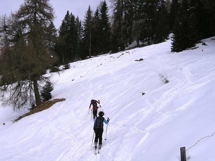 Foto: Andreas Koller / Ski Tour / Genusstour aufs Hochhorn (2623m) / 23.02.2009 00:28:20