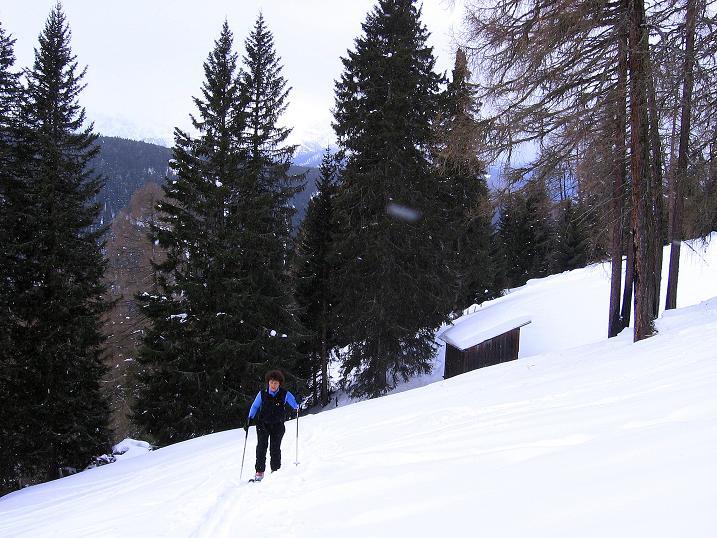 Foto: Andreas Koller / Ski Tour / Genusstour aufs Hochhorn (2623m) / 23.02.2009 00:28:14