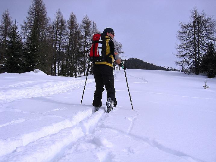 Foto: Andreas Koller / Ski Tour / Genusstour aufs Hochhorn (2623m) / 23.02.2009 00:27:52