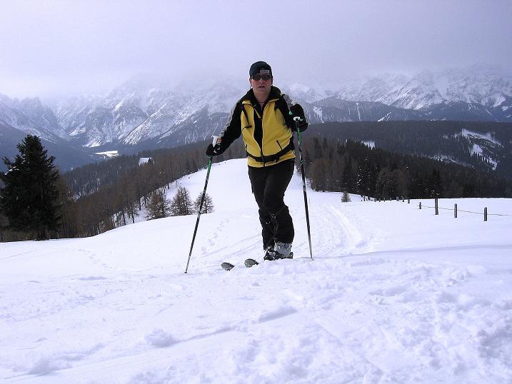 Foto: Andreas Koller / Ski Tour / Genusstour aufs Hochhorn (2623m) / 23.02.2009 00:27:24