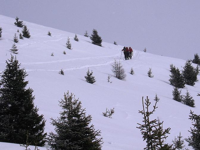 Foto: Andreas Koller / Ski Tour / Genusstour aufs Hochhorn (2623m) / 23.02.2009 00:27:18