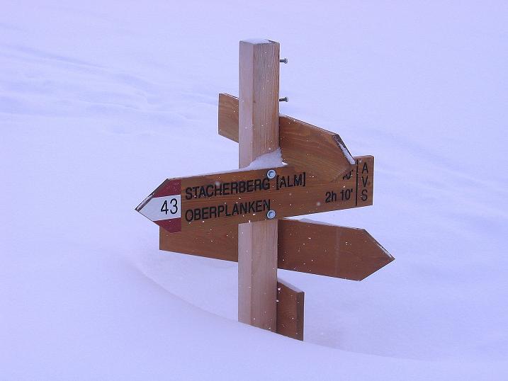Foto: Andreas Koller / Ski Tour / Genusstour aufs Hochhorn (2623m) / 23.02.2009 00:27:11