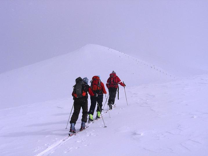 Foto: Andreas Koller / Ski Tour / Genusstour aufs Hochhorn (2623m) / 23.02.2009 00:27:04