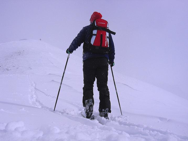 Foto: Andreas Koller / Ski Tour / Genusstour aufs Hochhorn (2623m) / 23.02.2009 00:26:58