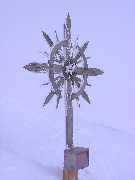 Foto: Andreas Koller / Ski Tour / Genusstour aufs Hochhorn (2623m) / Am Golfen / 23.02.2009 00:26:25