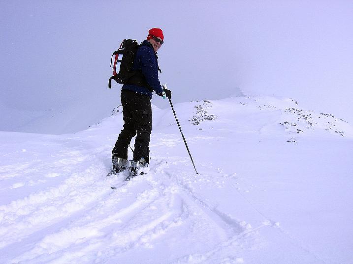 Foto: Andreas Koller / Ski Tour / Genusstour aufs Hochhorn (2623m) / 23.02.2009 00:25:40