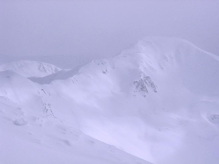 Foto: Andreas Koller / Ski Tour / Genusstour aufs Hochhorn (2623m) / Das benachbarte Toblacher Pfannhorn (2663 m) / 23.02.2009 00:24:16