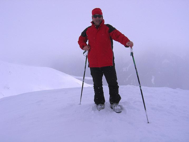Foto: Andreas Koller / Ski Tour / Genusstour aufs Hochhorn (2623m) / 23.02.2009 00:23:53