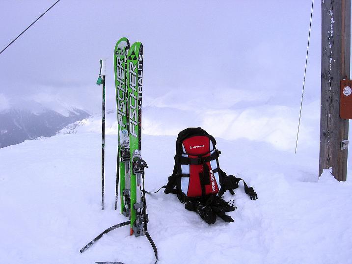 Foto: Andreas Koller / Ski Tour / Genusstour aufs Hochhorn (2623m) / 23.02.2009 00:23:25