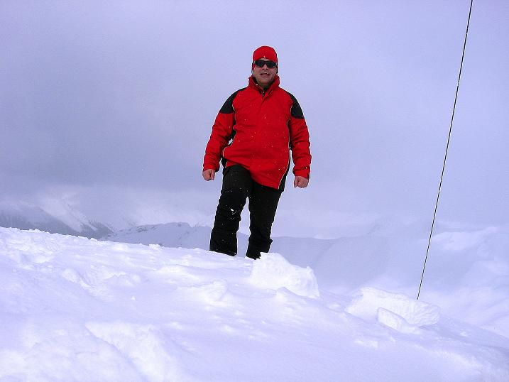 Foto: Andreas Koller / Ski Tour / Genusstour aufs Hochhorn (2623m) / 23.02.2009 00:23:15