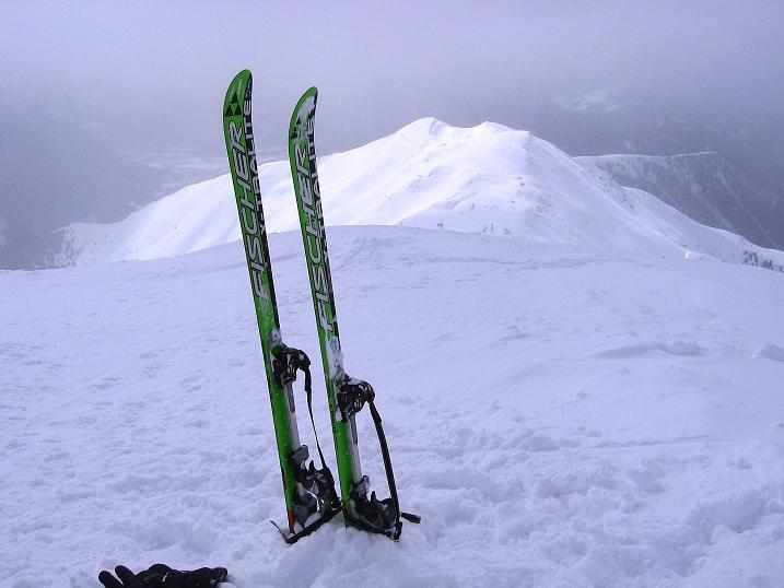 Foto: Andreas Koller / Ski Tour / Genusstour aufs Hochhorn (2623m) / 23.02.2009 00:23:07