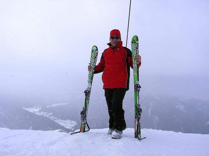 Foto: Andreas Koller / Ski Tour / Genusstour aufs Hochhorn (2623m) / 23.02.2009 00:23:00