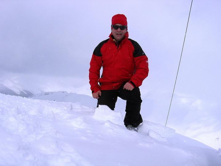 Foto: Andreas Koller / Ski Tour / Genusstour aufs Hochhorn (2623m) / 23.02.2009 00:22:47