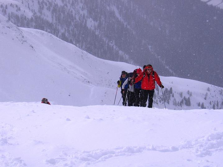 Foto: Andreas Koller / Ski Tour / Genusstour aufs Hochhorn (2623m) / 23.02.2009 00:22:40