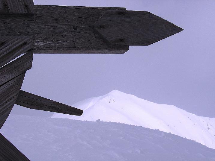 Foto: Andreas Koller / Ski Tour / Genusstour aufs Hochhorn (2623m) / 23.02.2009 00:22:00