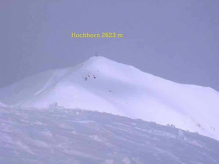 Foto: Andreas Koller / Ski Tour / Genusstour aufs Hochhorn (2623m) / 23.02.2009 00:21:54