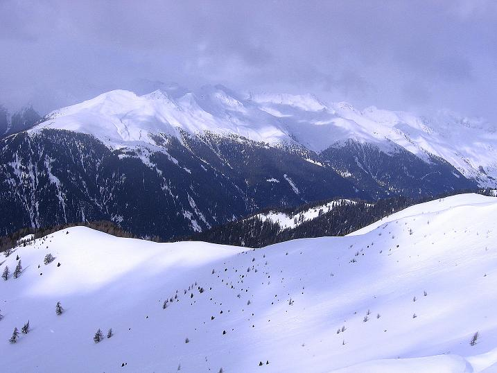 Foto: Andreas Koller / Ski Tour / Genusstour aufs Hochhorn (2623m) / 23.02.2009 00:21:47