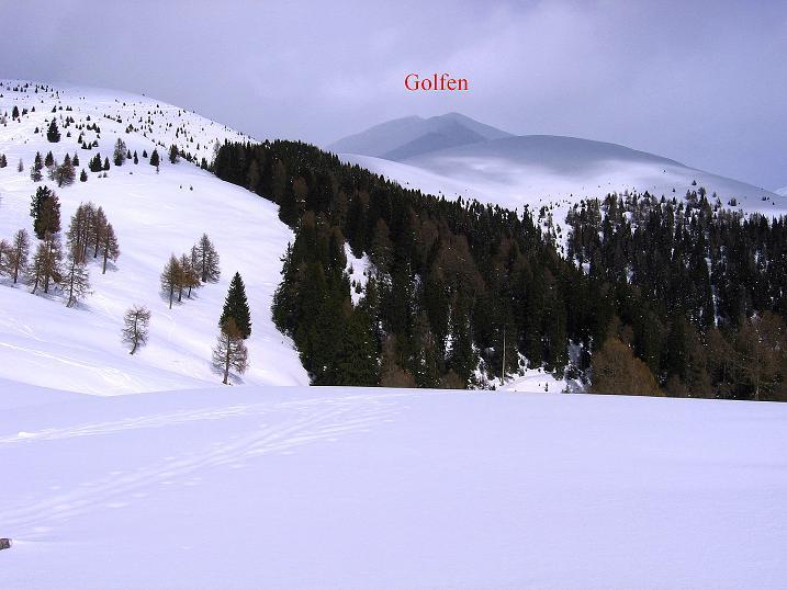 Foto: Andreas Koller / Ski Tour / Genusstour aufs Hochhorn (2623m) / 23.02.2009 00:20:47