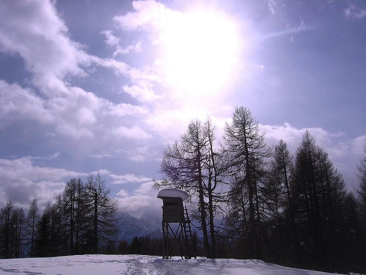 Foto: Andreas Koller / Ski Tour / Genusstour aufs Hochhorn (2623m) / 23.02.2009 00:20:39