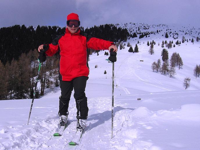 Foto: Andreas Koller / Ski Tour / Genusstour aufs Hochhorn (2623m) / 23.02.2009 00:19:38