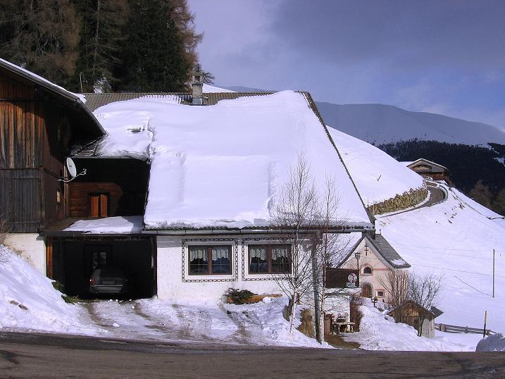 Foto: Andreas Koller / Ski Tour / Genusstour aufs Hochhorn (2623m) / Abschied vom Kurterhof / 23.02.2009 00:18:49