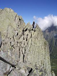 Foto: Kurt Schall / Klettersteig Tour / Via ferrata Ermini Arosio / 25.02.2009 21:19:12
