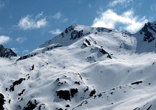 Foto: Sonja Hillerzeder / Ski Tour / Ahrner Kopf 3051m / 25.03.2009 14:32:07