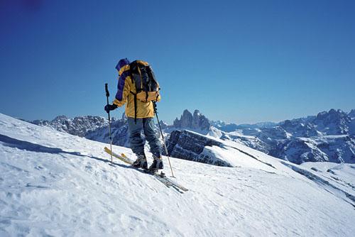 Foto: Sonja Hillerzeder / Ski Tour / Dürrenstein 2839 m / 25.03.2009 15:18:33
