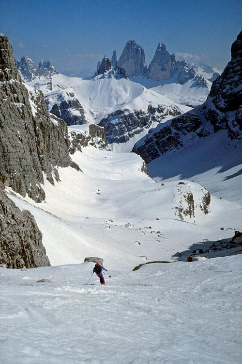 Foto: Kurt Schall / Ski Tour / Hochebenkofel 2905m / 26.03.2009 13:40:24