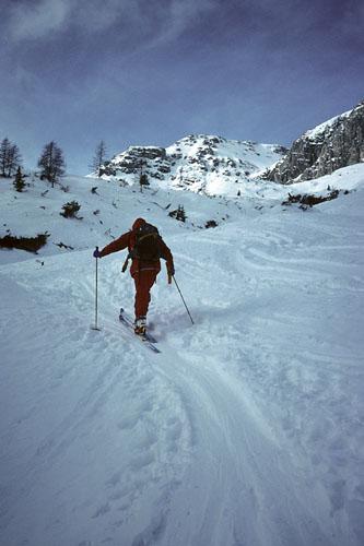 Foto: Kurt Schall / Ski Tour / Hochebenkofel 2905m / 26.03.2009 13:40:17