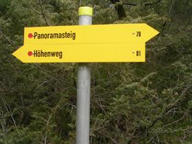 Foto: Romana Koeroesi / Wander Tour / Panoramasteig / Copyright: Doris Pollhammer / 06.07.2009 14:41:49