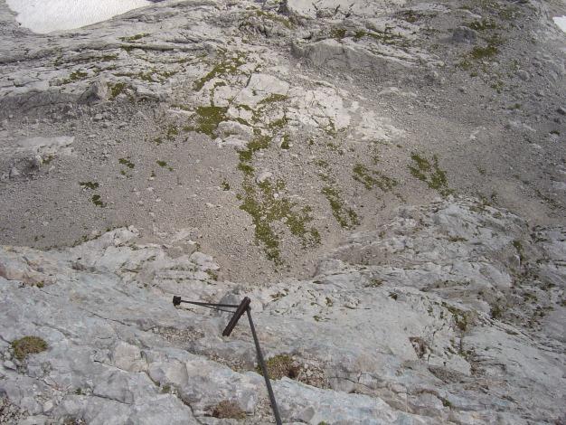 Foto: Manfred Karl / Klettersteig Tour / Wildkar Klettersteig / Der unterste Teil ist noch zum Aufwärmen / 28.02.2009 09:57:13