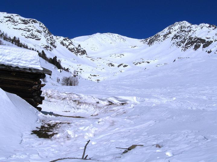 Foto: Andreas Koller / Ski Tour / Flimspitze (3113m) - Skidreitausender par excellence / Beid er Tuferalm / 02.03.2009 19:38:48