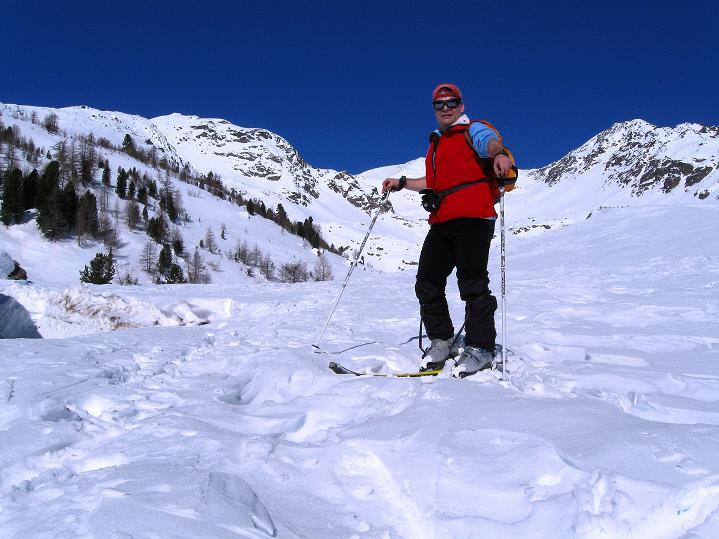 Foto: Andreas Koller / Ski Tour / Flimspitze (3113m) - Skidreitausender par excellence / 02.03.2009 19:38:33