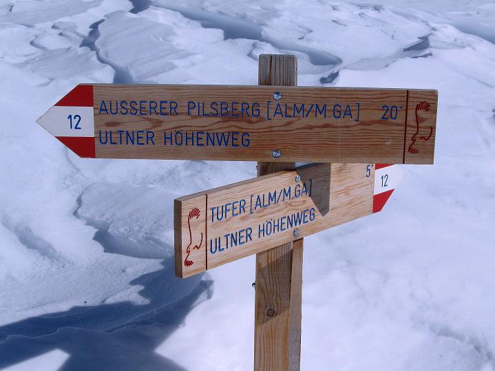 Foto: Andreas Koller / Ski Tour / Flimspitze (3113m) - Skidreitausender par excellence / 02.03.2009 19:38:27